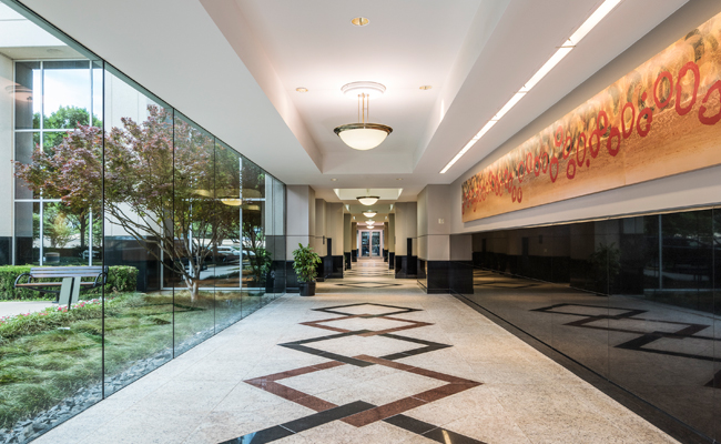 Crescent international plaza iii crescent real estate llc fort worth tx for Interior design firms fort worth tx